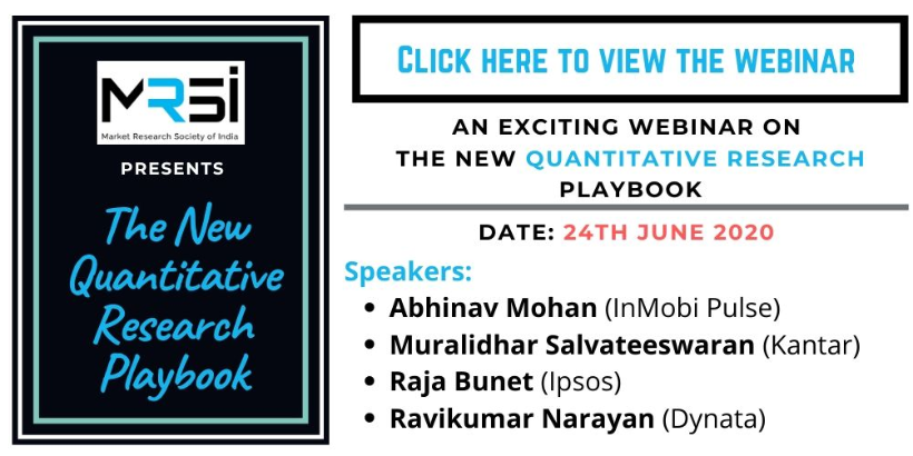 View the recording of The New Quantitative Research Playbook webinar